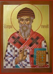свт. Спиридон Тримифунский