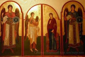 Двери иконостаса