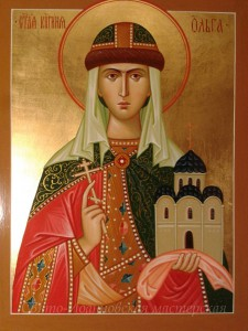 свт. княгиня Ольга